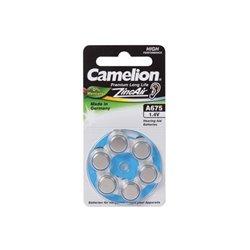 Zinc Air Cel Camelion 1.4V (6Pcs/Bl)
