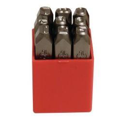 Marque à Frapper Chiffres 8mm