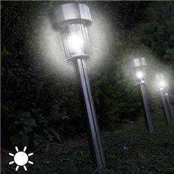 Lampe Solaire Circulaire Antorcha (paquet de 5)