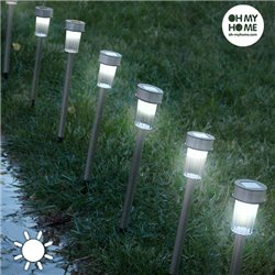 Lampes Solaires Torch Garden Oh My Home (lot de 7)