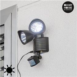 Lampe Solaire avec Capteur de Mouvement Oh My Home