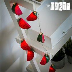 Guirlande LED Pastèques Th3 Party (10 LED)