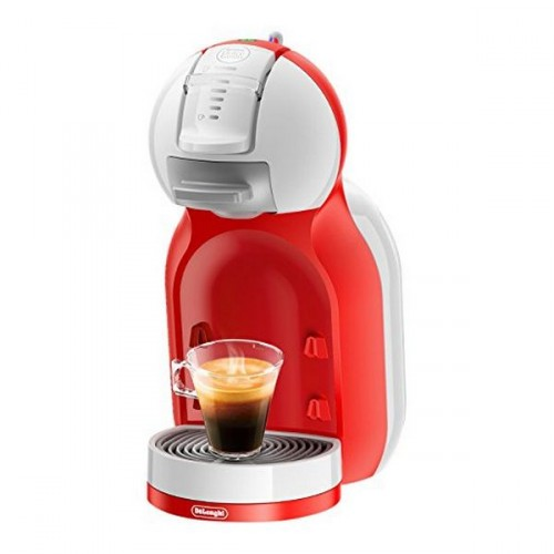 cafeti re capsules de 39 longhi edg 305 wr mini me dolce gusto 15 bar 0 8 l 1460w blanc rouge. Black Bedroom Furniture Sets. Home Design Ideas