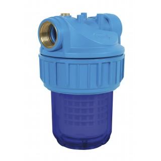 Kit aspiration pompe a eau 7m diam.22mm raccord et crépine plastique PRKA110TM
