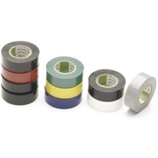 Nitto - Assortiment De Rubans Adhesifs Isolants - 19 Mm X 10 M (10 Pcs)