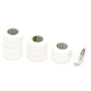 Nitto - Ruban Adhesif Isolant - Blanc - 19 Mm X 10 M