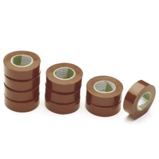 Nitto - Ruban Adhesif Isolant - Brun - 19 Mm X 10 M