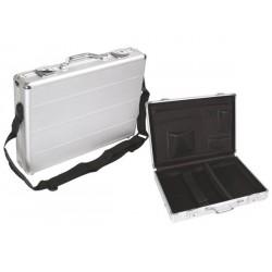 Mallette Aluminium Pour Ordinateur Portable 425 X 305 X 80 Mm