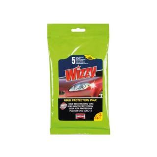 Wizzy Cire Haute Protection - 5Pcs/Sachet