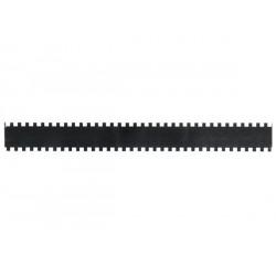Jung - Lame De Rechange - Pour He823280 - 280 Mm - Dents 2 X 2 Mm