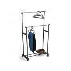 Porte-Vêtements - 101 X 43 X 170 Cm