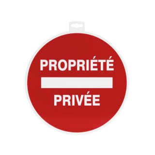 Taliaplast - Panneau - Propriété Privée