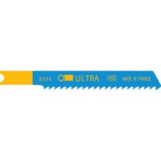 Ultra - Lame Pour Scie Sauteuse - Ultra 8604 - 5 Pcs