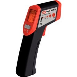 KS Tools Thermomètre infrarouge numérique avec laser sans contact