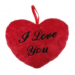 Coeur de Peluche I love You 26 cm