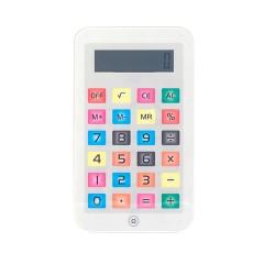 Calculatrice iTablet Petite - Blanc