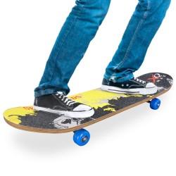 Skateboard en Bois (skate 4 roues)
