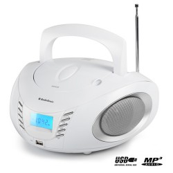 Radio CD MP3 USB AudioSonic CD1593