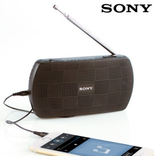 Miniradio de Poche Sony SRF18
