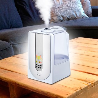 Humidificateur à Ultrasons TopCom LF4705