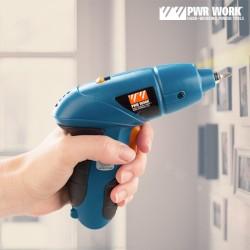 Visseuse Électrique avec Accessoires PWR Work