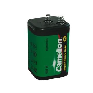 ZINC CARBONE 4R25 6.0V-7700mAh (1pc/carte)