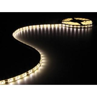 FLEXIBLE À LED - BLANC CHAUD - 300 LEDs - 5 m - 12 V