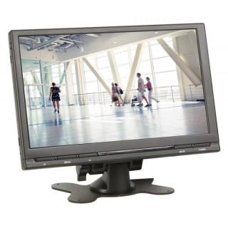 "MONITEUR LCD - 9"" - VGA - TÉLÉCOMMANDE"