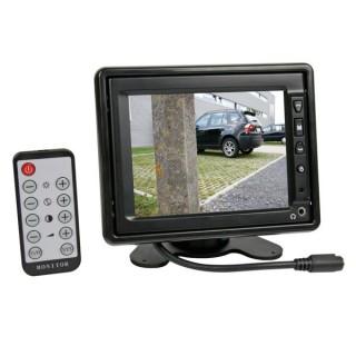 """MONITEUR LCD-TFT 5.6"""" AVEC TÉLÉCOMMANDE"""