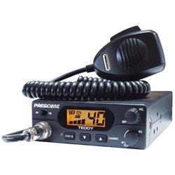 STATION DE RADIO CB (AM/FM) PRESIDENT® TEDDY