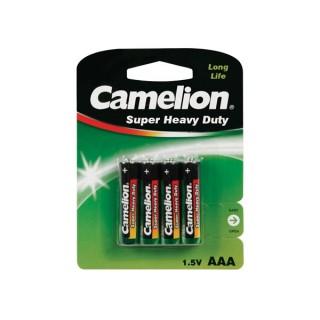 ZINC CARBONE AAA / R3 1.5V (4pcs/bl)