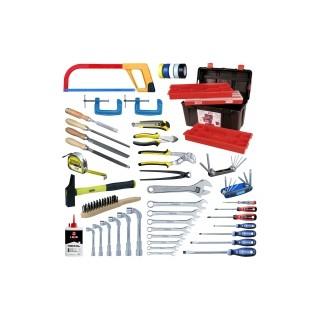Caisse A Outils - 56 Pieces