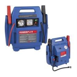 Chargeur De Batterie Multi-Usages  Avec Dispositif Demarrage Rapide