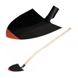 Pelle Batiment Forgee Modele Savoie
