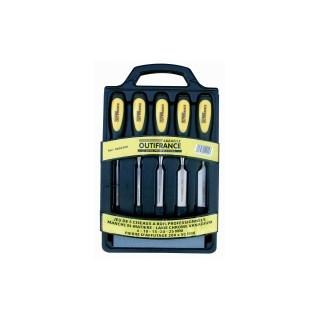 Couteau De Securite Auto-Retractable Ambidextre