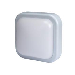 Lampe Led De Cloison - Carré - 10 W - Blanc Neutre