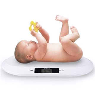 Pèse Bébé TopCom WG2490 Digital Baby Scale