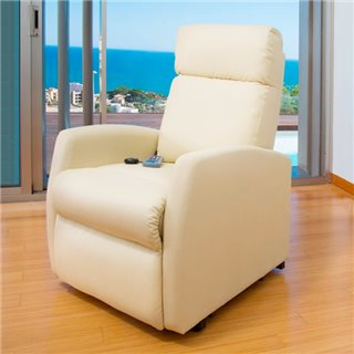 Fauteuil de Relaxation Massant Craftenwood Compact 6024
