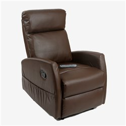 Fauteuil de Relaxation Massant Craftenwood Compact 6022