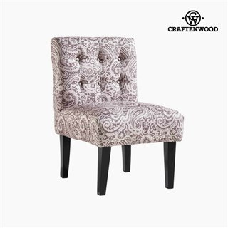Fauteuil cachemire by Craftenwood