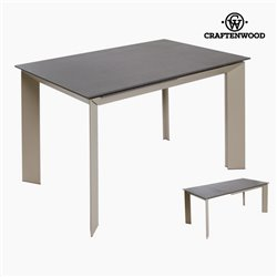 Table extensible marron by Craftenwood