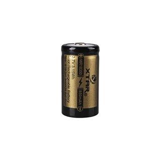 Xtar - Accu Li-Ion Cylindrique 3.7 V - 850 Mah - 18350