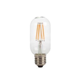 Ampoule À Filament Led - Style Rétro - T45 - 4 W - E27 - Blanc Chaud Intense