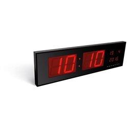 Horloge Murale À Affichage Led