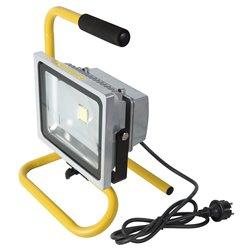 Projecteur à LED 30W C.O.B portable