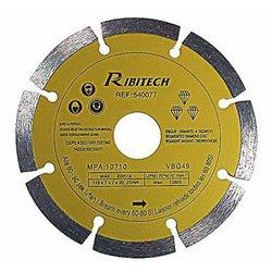 Disques Diamantés à Segment qualité PRO Diamètre 115 mm