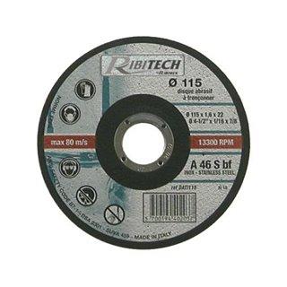 Disque à Tronçonner Inox 115 mm