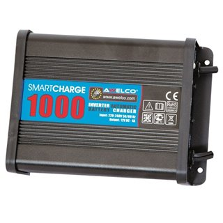 Chargeurs de batterie à technologie INVERTER 12V-65W Smartcharge 1000