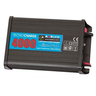 Chargeurs de batterie à technologie INVERTER 12V-307 W Technocharge 4000
