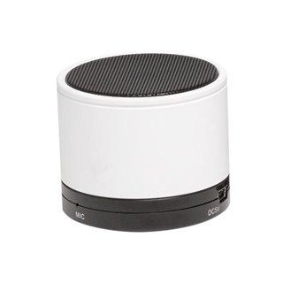 Bts-21White - Enceinte Bluetooth Avec Batterie Rechargeable - Blanc